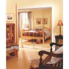 Erias Series 4900 24 In. W. x 80-1/2 In. H. Steel Frameless Mirrored White Bifold Door Image 1