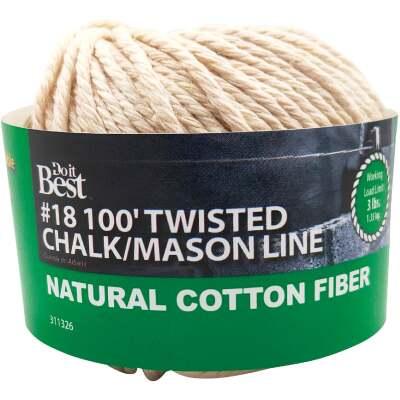 Do it 100 Ft. Twisted Cotton Chalk Line
