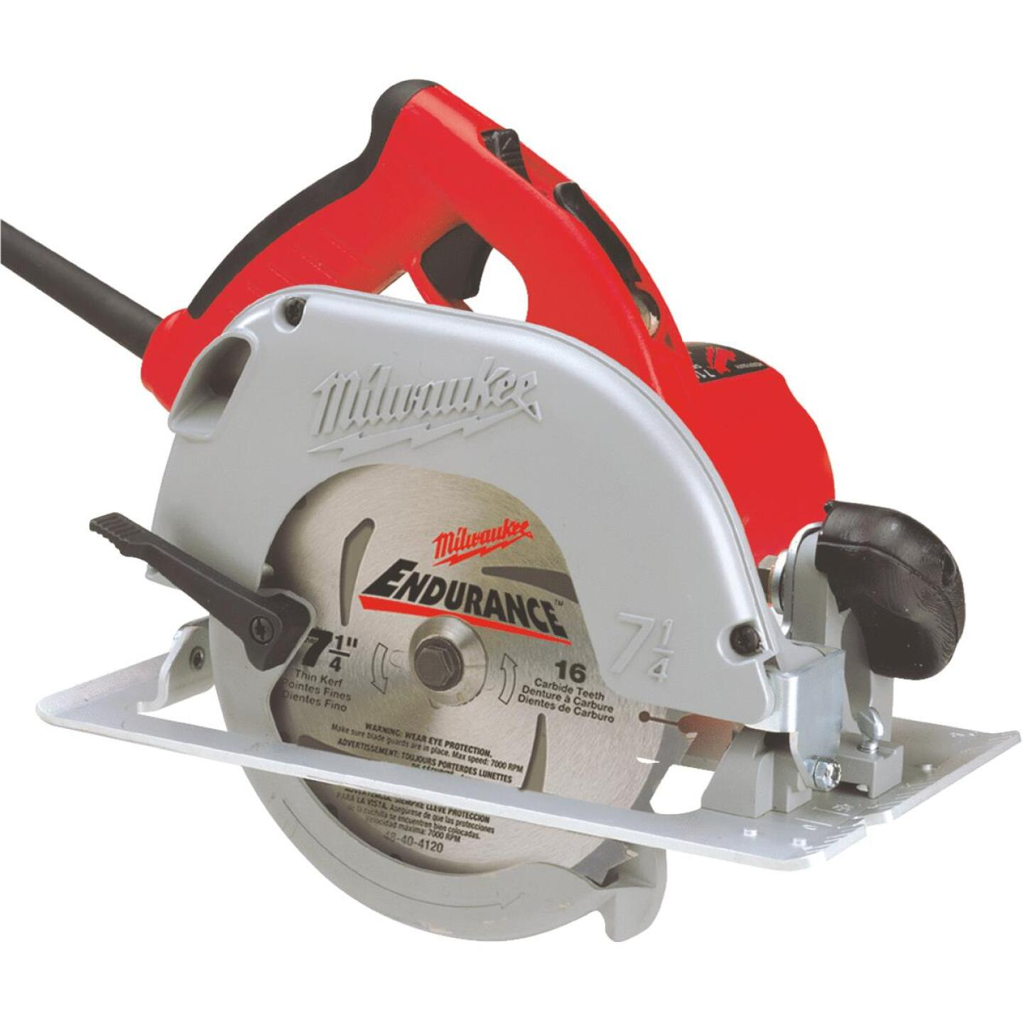 Milwaukee TILT-LOK 7-1/4 In. 15-Amp Circular Saw Image 1