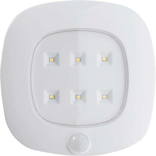 Light It White LED Motion Sensor Battery Operated Light