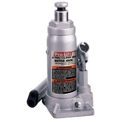 Pro-Lift 6-Ton Hydraulic Bottle Jack