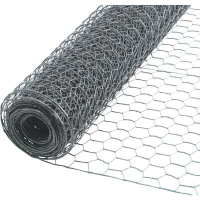 Do it 1 In. x 12 In. H. x 150 Ft. L. Hexagonal Wire Poultry Netting