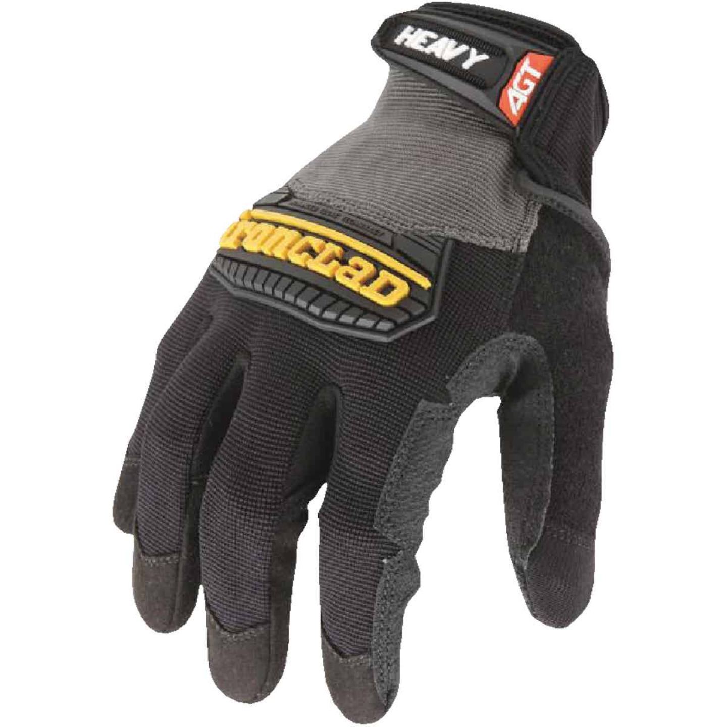 Ironclad Heavy Utility Men's XL Synthetic Leather High Performance Glove Image 4